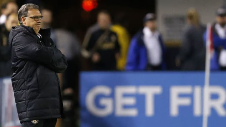 """RUMOR: """"Tata"""" Martino podría ser el entrenador de la selección mexicana"""