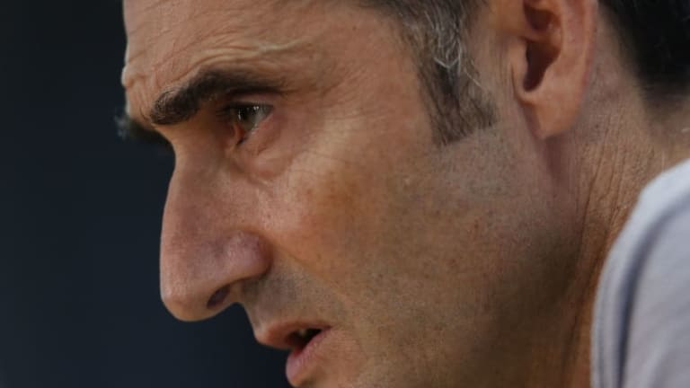 Valverde pide un fichaje para cerrar la plantilla