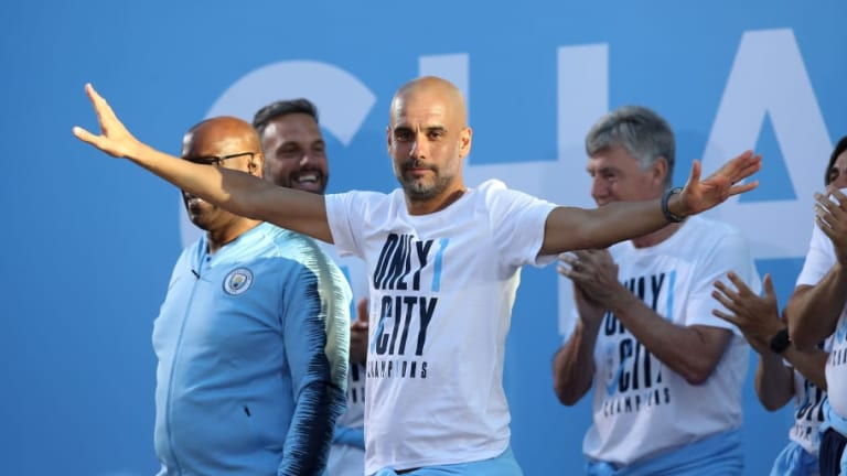 Manchester City's Pep Guardiola Makes Sly Dig at Liverpool After Citizens' Win Over Bayern Munich