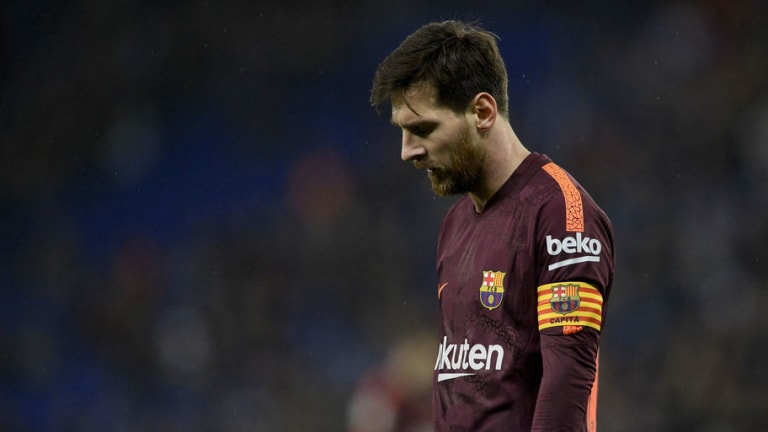 Spanish Report Claims Lionel Messi Wants Teammate's Barcelona Exit Sped Up After Copa Defeat