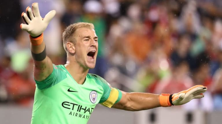 Manchester City Poised to Cut £5m Asking Price for Outcast Goalkeeper Joe Hart