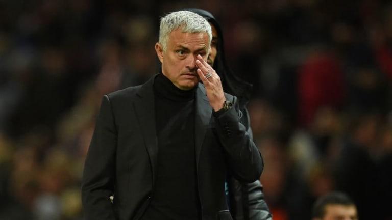DECIDIDO: Mourinho descartó que quiera el retorno de Ibrahimovic al Manchester United