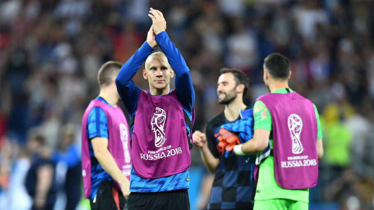 Leicester Increase Bid for Croatian World Cup Star as Everton Enter Race for Defenders Signature