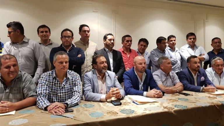 Se suspende el campeonato ecuatoriano indefinidamente