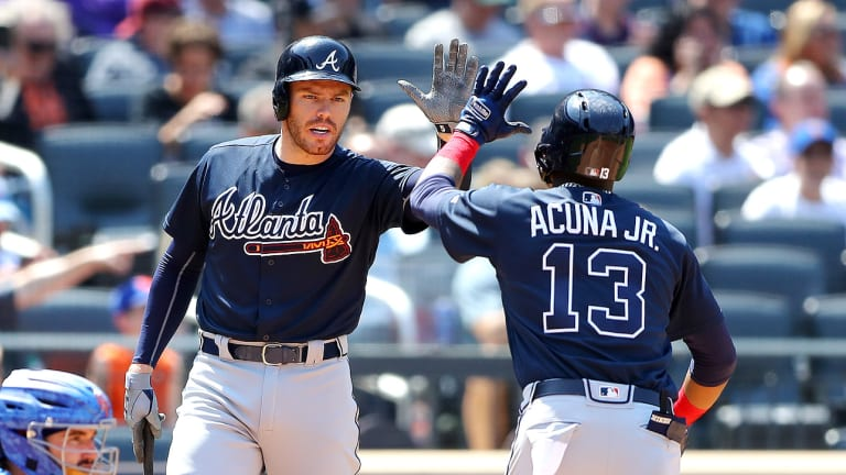 MLB DFS Plays for May 9