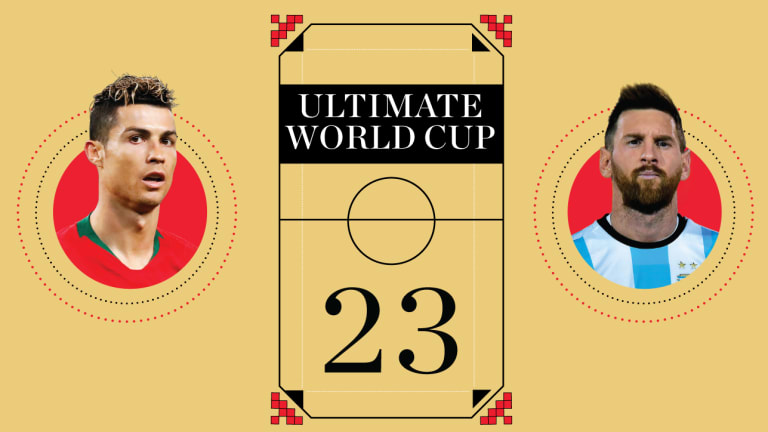 Meet the Ultimate World Cup 23: The Best Talent in Russia