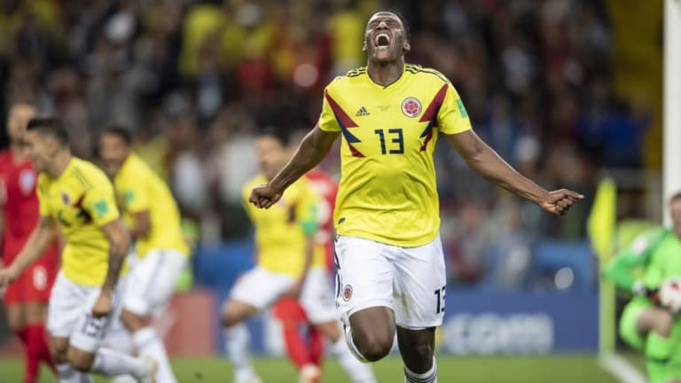 Report: Man United Sets Sights on Yerry Mina as Harry Maguire Hopes Fade