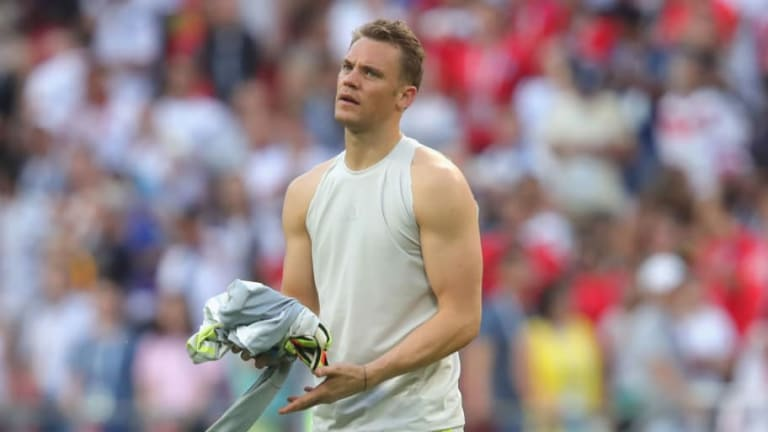Manuel Neuer Brands Germany Squad 'Pathetic' After World Cup Group Stage Humiliation