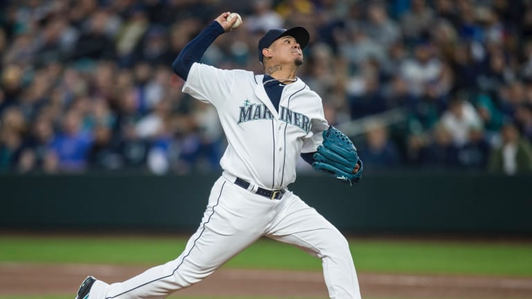 The Old Félix Hernández Showed Up for the Mariners on Opening Day