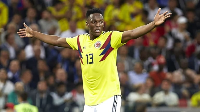 Yerry Mina Still 'Weeks Away' From Making Everton Debut After Accidental Stamp in Training