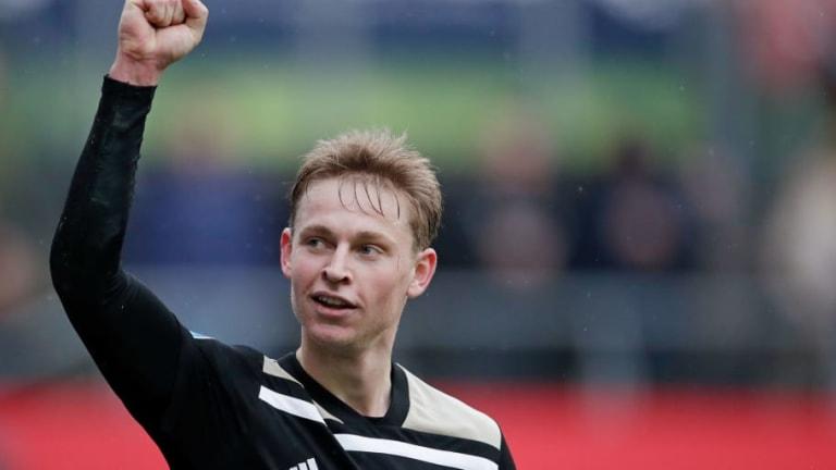 De Jong le dio el visto bueno al Barcelona y su fichaje es más real que nunca