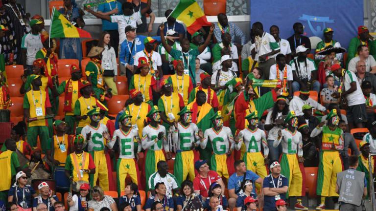 VIRAL   El entrenamiento de la selección de Senegal que ha enamorado a todos