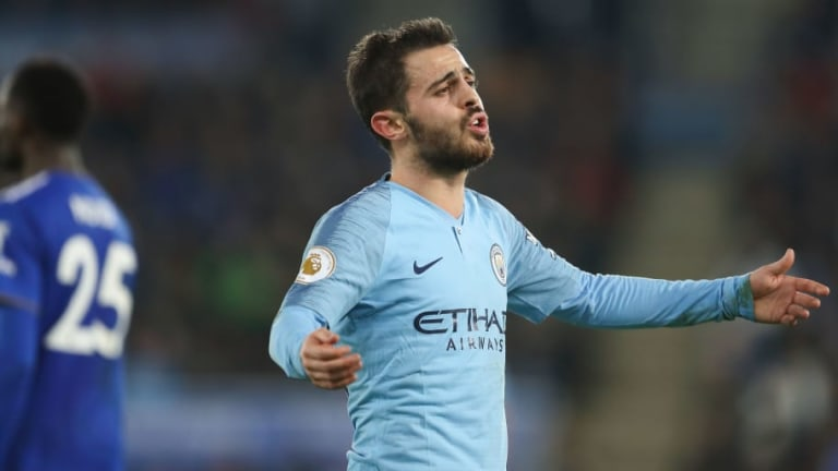 Bernardo Silva Admits Man City Will Need to Be 'Almost Perfect' to Overcome Liverpool in Title Race
