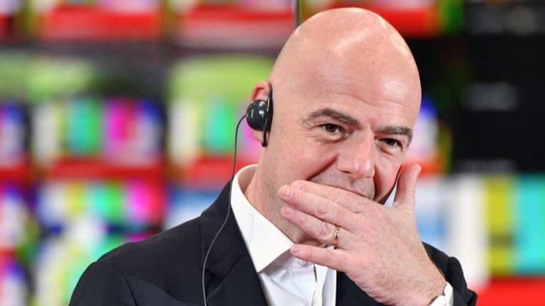 MARCHA ATRÁS   La FIFA aplaza su Mundial de 48 equipos… de momento