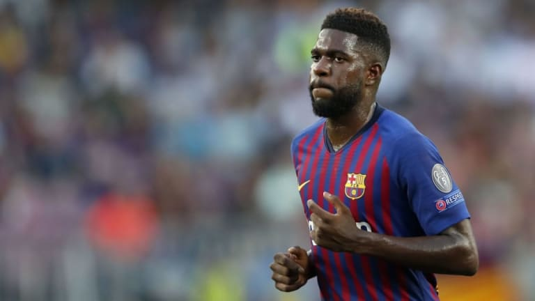 Barcelona Send Samuel Umtiti to Qatar for Knee Injury Treatment as Club Look to Avoid Surgery