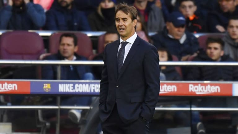 Real Madrid Officially Announce Julen Lopetegui Exit as Santiago Solari Made Interim Boss