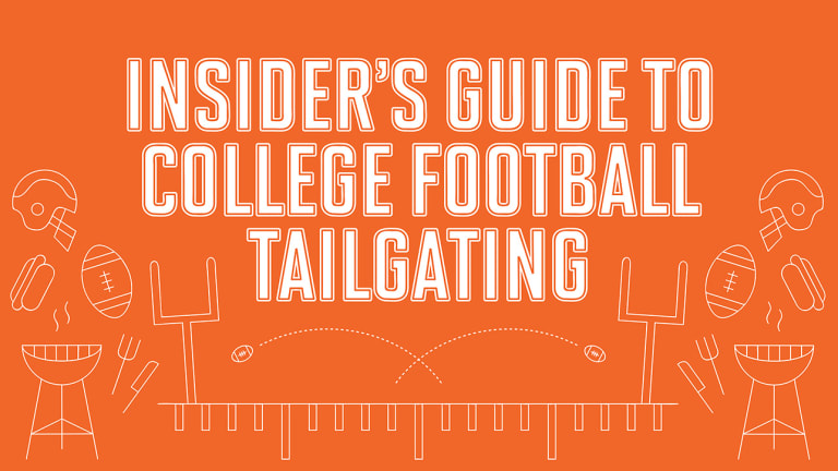 Everything You Need to Know About College Football Tailgating