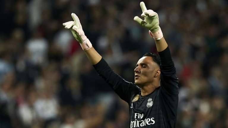 Juventus Reject Chance to Sign Out of Favour Real Madrid Goalkeeper Keylor Navas