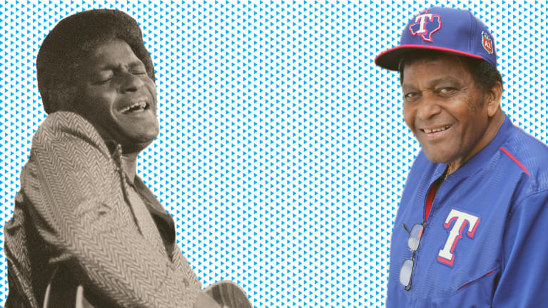 How Charley Pride Went From Negro League Ballplayer to Country Music's Jackie Robinson