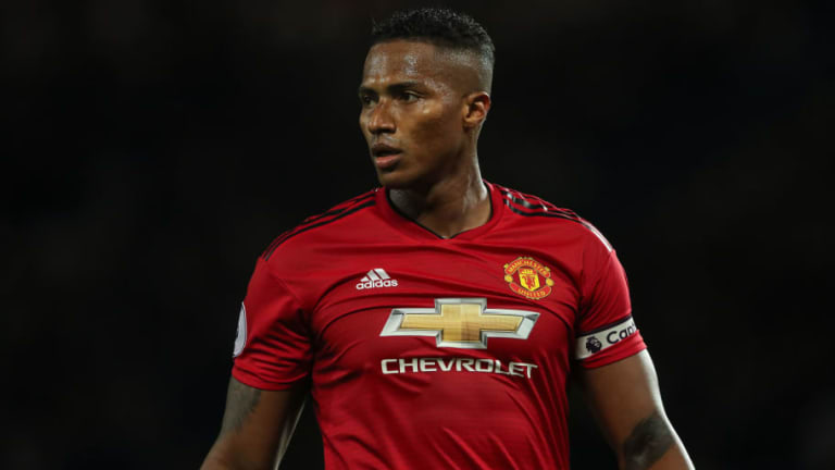 Jose Mourinho Reveals Reason Why Man Utd's Antonio Valencia Won't Feature Against Young Boys