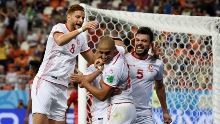 Panama 1-2 Tunisia: Eagles of Carthage Bow Out of World Cup With Impressive Consolation Win