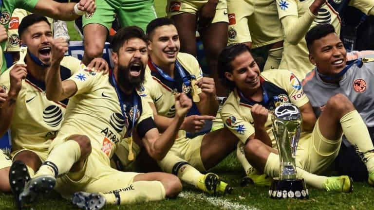 Filtran el tercer uniforme del América para el Clausura 2019