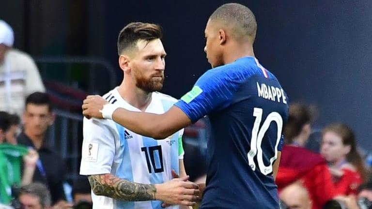 El récord de precocidad que Mbappé le ha arrebatado a Messi