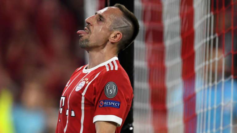 Franck Ribery Needs a New Goal Celebration, Bayern Munich Winger's 'A-OK' Gesture Deemed Offensive