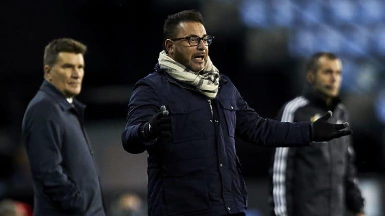 El Celta de Vigo despide a Antonio Mohamed y anuncia a su sustituto
