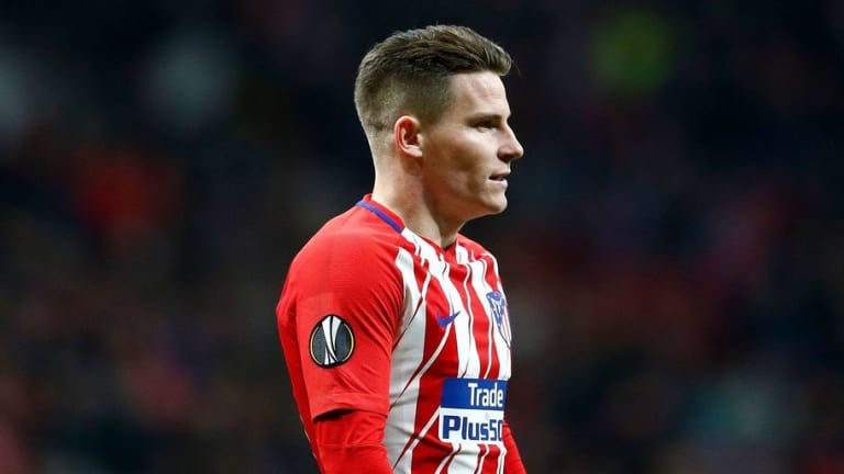 Kevin Gameiro Admits Confidence Is High After Scoring Stunner in Europa League Win