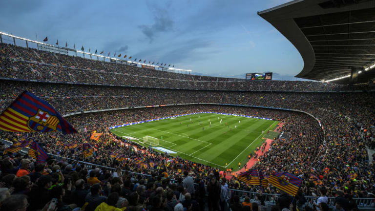 Barcelona Looking to Raise Enormous €300m by Selling Camp Nou Naming Rights