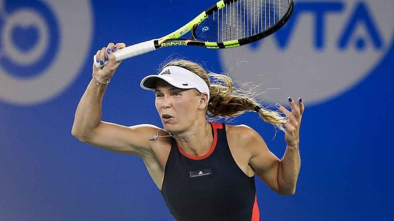 Wozniacki, Kerber, Kvitova Onto Third Round of Wuhan Open