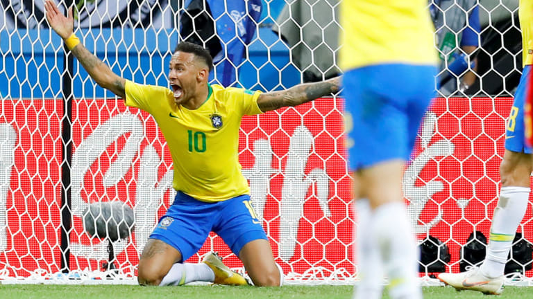 World Cup Daily Podcast: Neymar Flops as Belgium Ousts Brazil to Move on to Semis