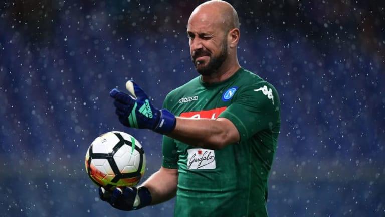 Pepe Reina Confirms AC Milan Move & Praises Young Goalkeeper Gianluigi Donnarumma