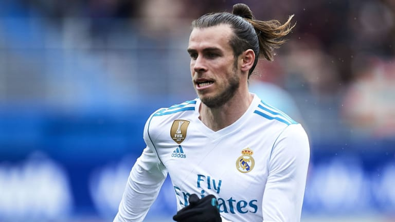 Report Claims Man Utd Tried to 'Convince' Gareth Bale to Leave Real Last Summer