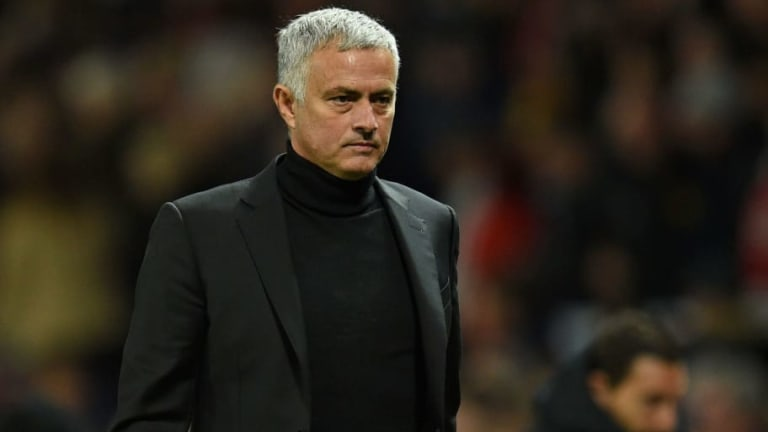 Jose Mourinho Aims New Dig at Man Utd Board With Latest Comments on Ambition & Everton