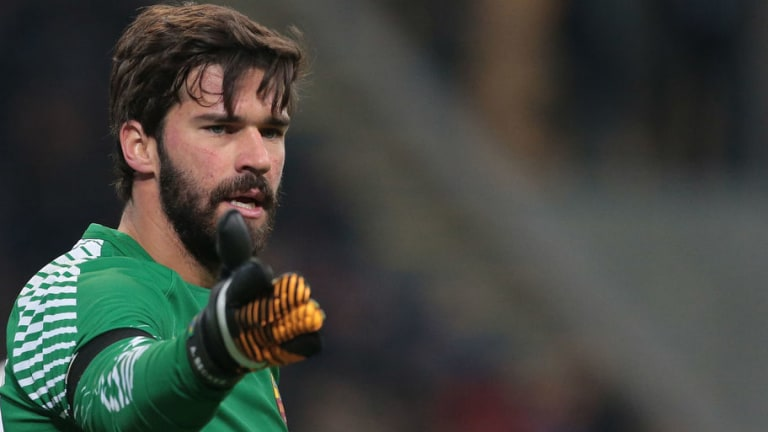 Liverpool Set to Face Premier League Competition for Roma Goalkeeper Alisson