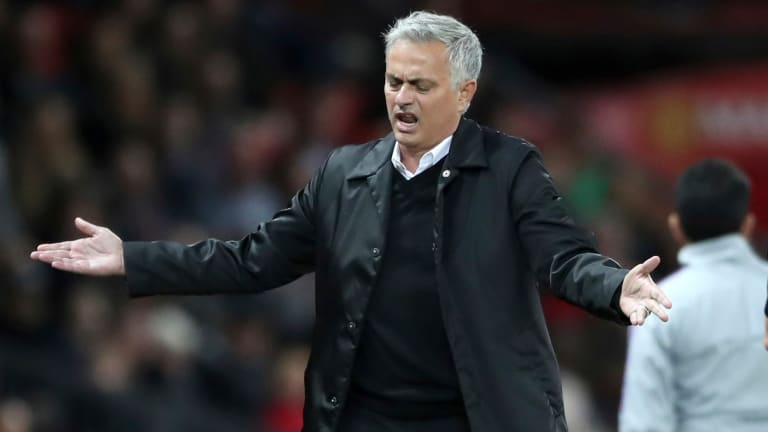 Mourinho Demands Respect, Storms Out of Press Conference After Man United Loss