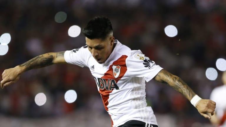 ATENCIÓN   Se filtró el modelo de la nueva camiseta de River Plate