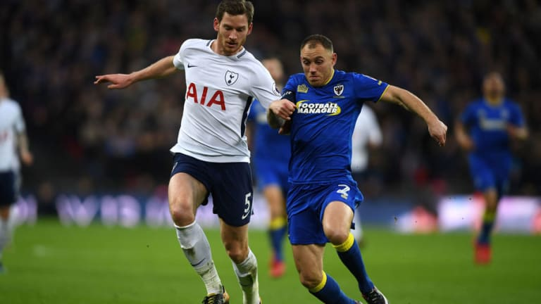 Tottenham's Jan Vertonghen Reveals Club's Ambition to Win FA Cup in Bid to End Trophy Drought