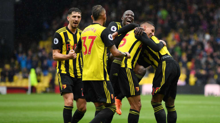 Javi Gracia Claims Third Win on the Bounce is 'Only the Beginning' After Watford See Off Palace