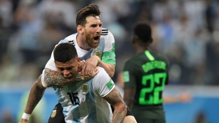 ARGENTINA A OCTAVOS | El uno por uno de los argentinos