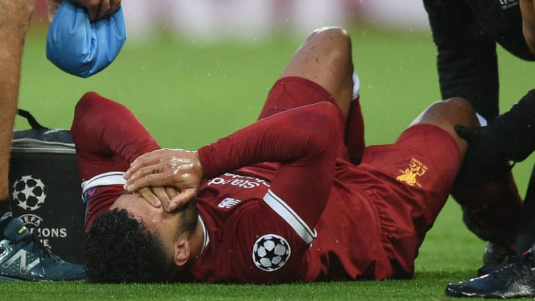 Liverpool Star's World Cup Place in Doubt After Suffering Cruel Champions League Knee Injury