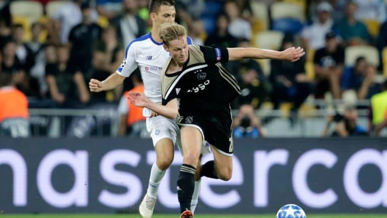 De Jong se deja querer por el Barcelona