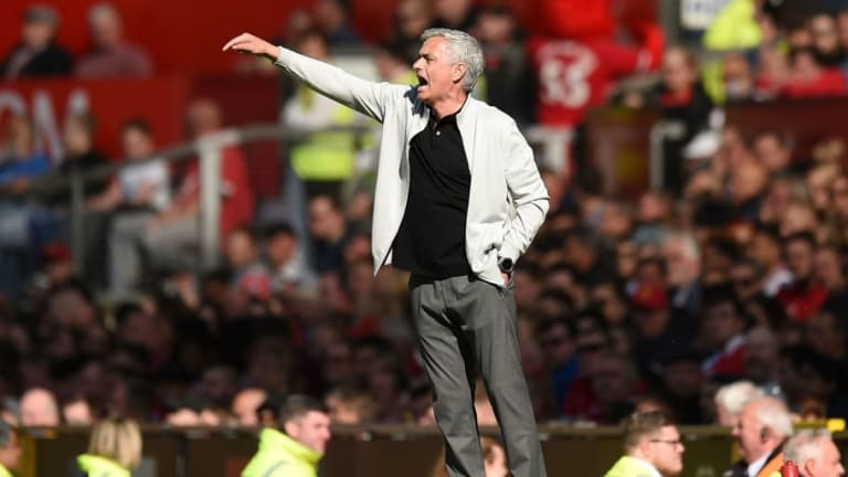 Jose Mourinho Drops Subtle Hint About Identity of New Manchester United Assistant Manager