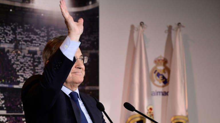 MERCADO | El ex del Real Madrid que Florentino Pérez quiere repescar de la Premier League