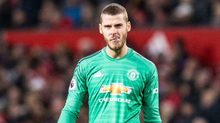 David de Gea Waiting on Man Utd to Make Key Decision Before Deciding on New Contract