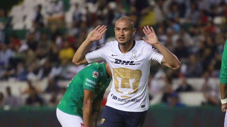 CONFIRMADO | El motivo del crespón blanco en la camiseta de Pumas