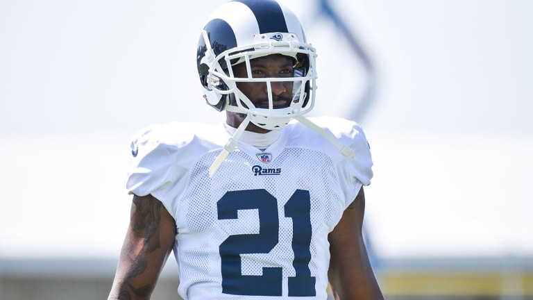 Rams CB Aqib Talib Expected to Undergo Surgery for Ankle Injury