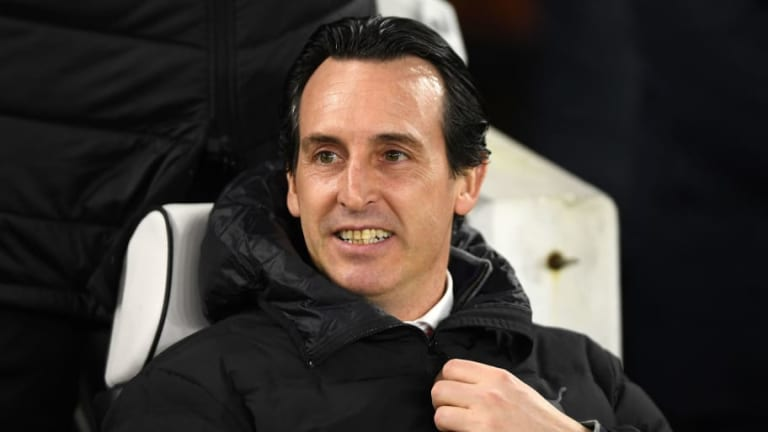Unai Emery Charged by FA for Misconduct After Kicking Water Bottle During Arsenal's Draw at Brighton